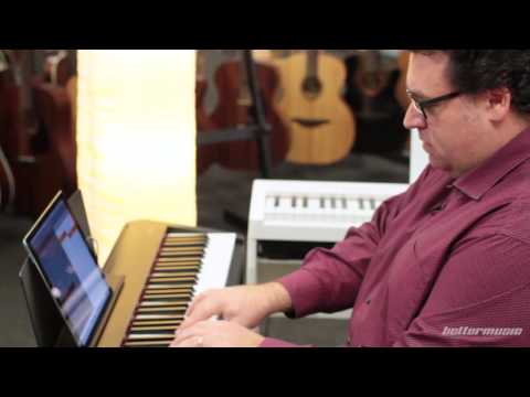 Roland Piano Partner 2 Apple and Android Application | Better Music