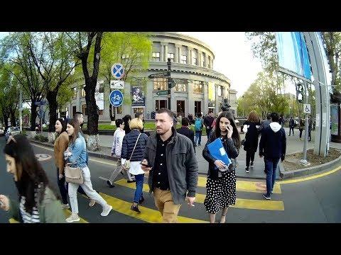 Yerevan, 26.04.19, Fr , Video-3, Zbosank Kentronum.