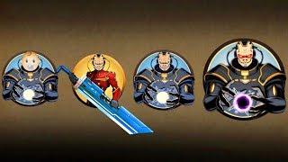 Shadow Fight 2 Vs All Titans