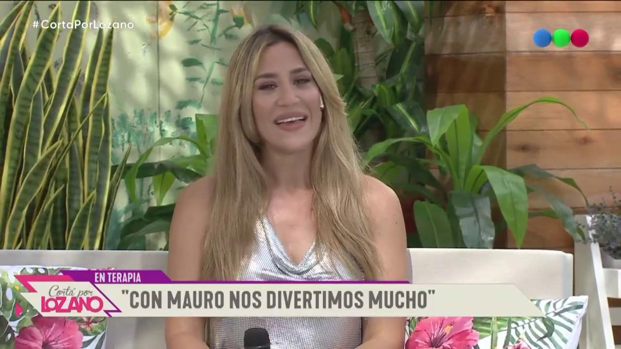 La historia de amor de Jimena Barón y Mauro Caiazza - Cortá por Lozano 2019