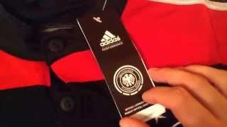 Unboxing - Aliexpress #11 - Maglia calcio Germania 2014 finale Mondiale Brasile world Jersey Germany