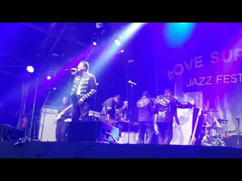 The Jacksons @ Love Supreme Festival 2017