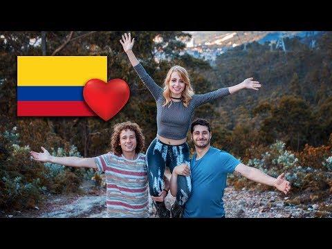 ► Fiesta Extrema Con Youtubers | Me Enamore De Colombia