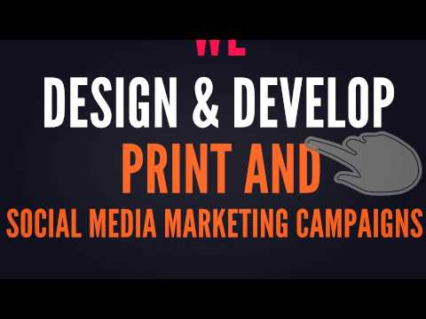 SDCXPRESS.COM Print, Web, Social Media Marketing and Brand Development Video
