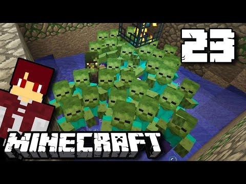 EXP Farm! - Minecraft Survival Indonesia #23