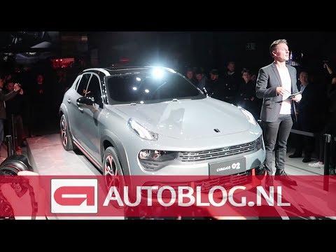 Lynk & Co: het nieuwe zustermerk van Volvo