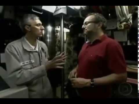 Globo Mar   Submarino Tamoio  Marinha do Brasil    YouTube