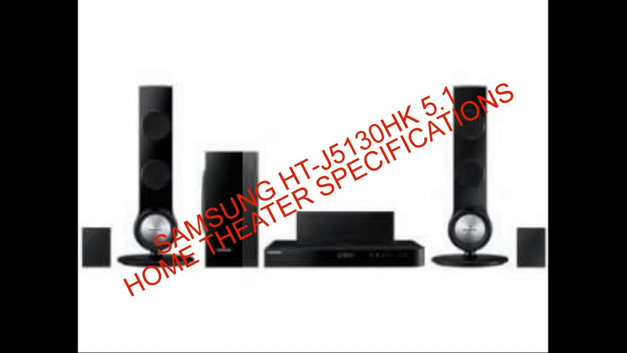 Foto samsung ht j4550 - Samsung Ht J5130hk 5 1 Home Theater Specifications Complete Review