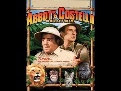 Africa Screams (1949) Full Free Movie Stars: Bud Abbott, Lou Costello, Clyde Beatty