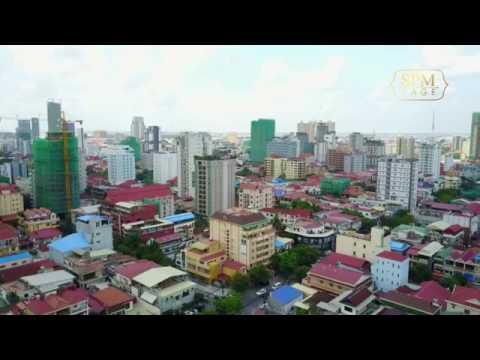 Phnom Penh, Capital City of Cmbodia 2017