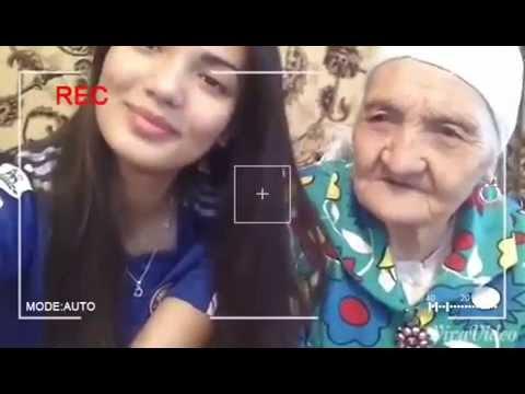 Видео как бабка ебалась с дедом
