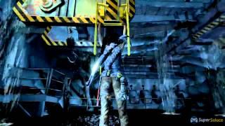 Soluce Tomb Raider : Déplacer le crochet pour libérer Alex (partie 1)