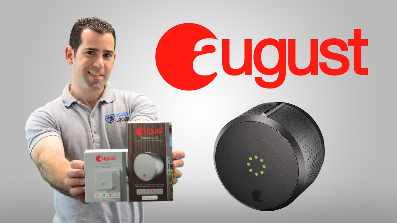 Unboxing August Smart Lock & August Connect - Installation & Tips