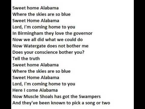 Jun 24, 1974· sweet home alabama lyrics: Sweet Home Alabama Lyrics Youtube
