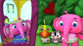 тутовый куст | детские стишки | Детские песни | The Mulberry Bush Rhyme for Kids | Little Treehouse