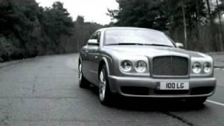 Bentley Brooklands driving footage