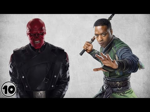 Top 10 Marvel Villains Still Lurking In The MCU