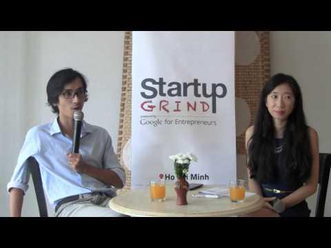 Startup Grind HCMC - Trinh Tuan (BABYME.vn) October 2014