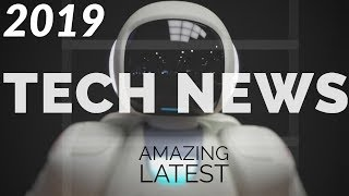 Latest technology news | 2019