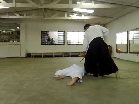 aikido.fepai.shinwa tati-dori treino exame ni-dan thumbnail
