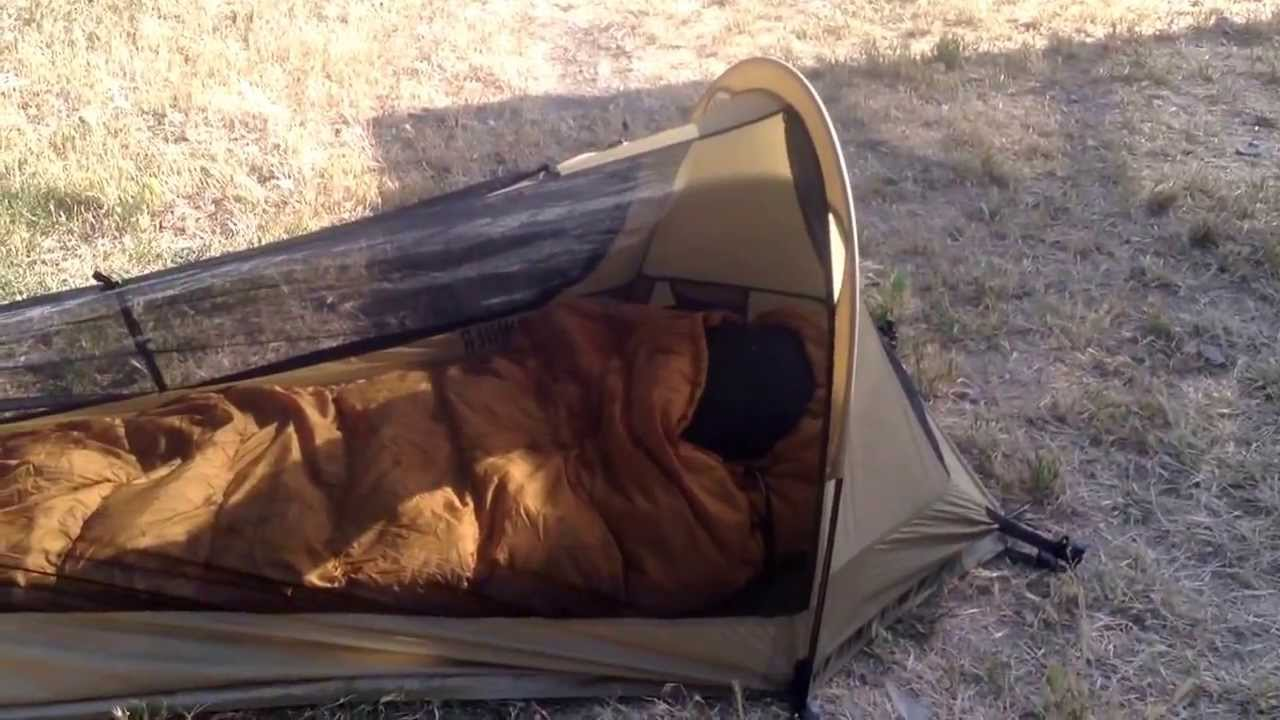& MMI Raider Tent review - YouTube