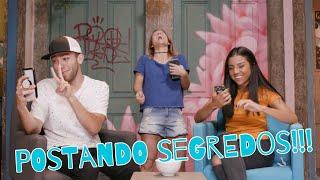 POSTANDO NOSSAS FOTOS SECRETAS!!!