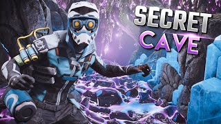 The *SECRET* Apex CAVE.. | Best Apex Legends Funny Moments and Gameplay - Ep. 337