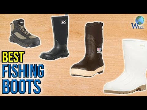 7 Best Fishing Boots 2017