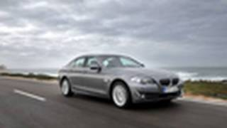 2011 BMW 5 Series | Crash Test