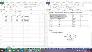Pratique d'examen de laboratoire - Word et Excel