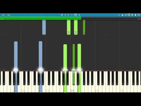 Hands Piano Tutorial - A Song For Orlando - How to play Hands on piano