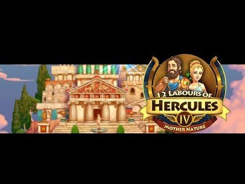 12 Labours of Hercules IV Mother Nature Walkthrough German Level 1-8  