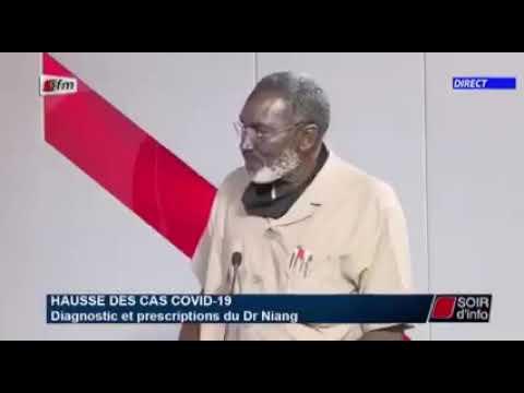 Centre de Redressement : La Réaction de Docteure Babacar NiANG Directeur Suma Assistance