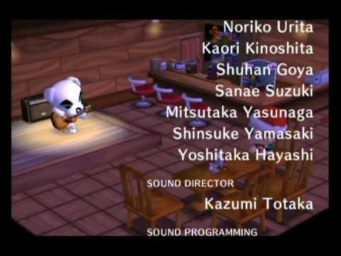 Animal Crossing: City Folk - Go K.K. Rider!