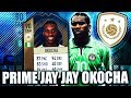 PRIME ICON JAY JAY OKOCHA 90! CAN HE REPLACE YOUR CAM/ST? FIFA 18 ULTIMATE TEAM