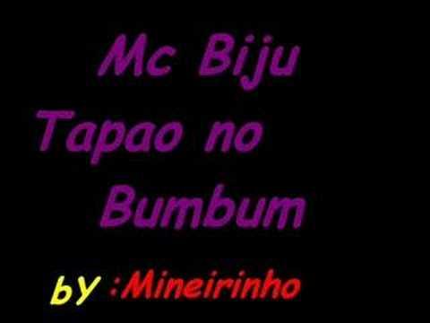 Mc Biju  Tapao No Bumbum