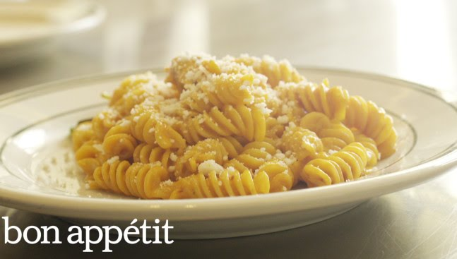 Fusilli with Spicy Vodka Sauce from the Chefs Behind Jon & Vinny's in LA