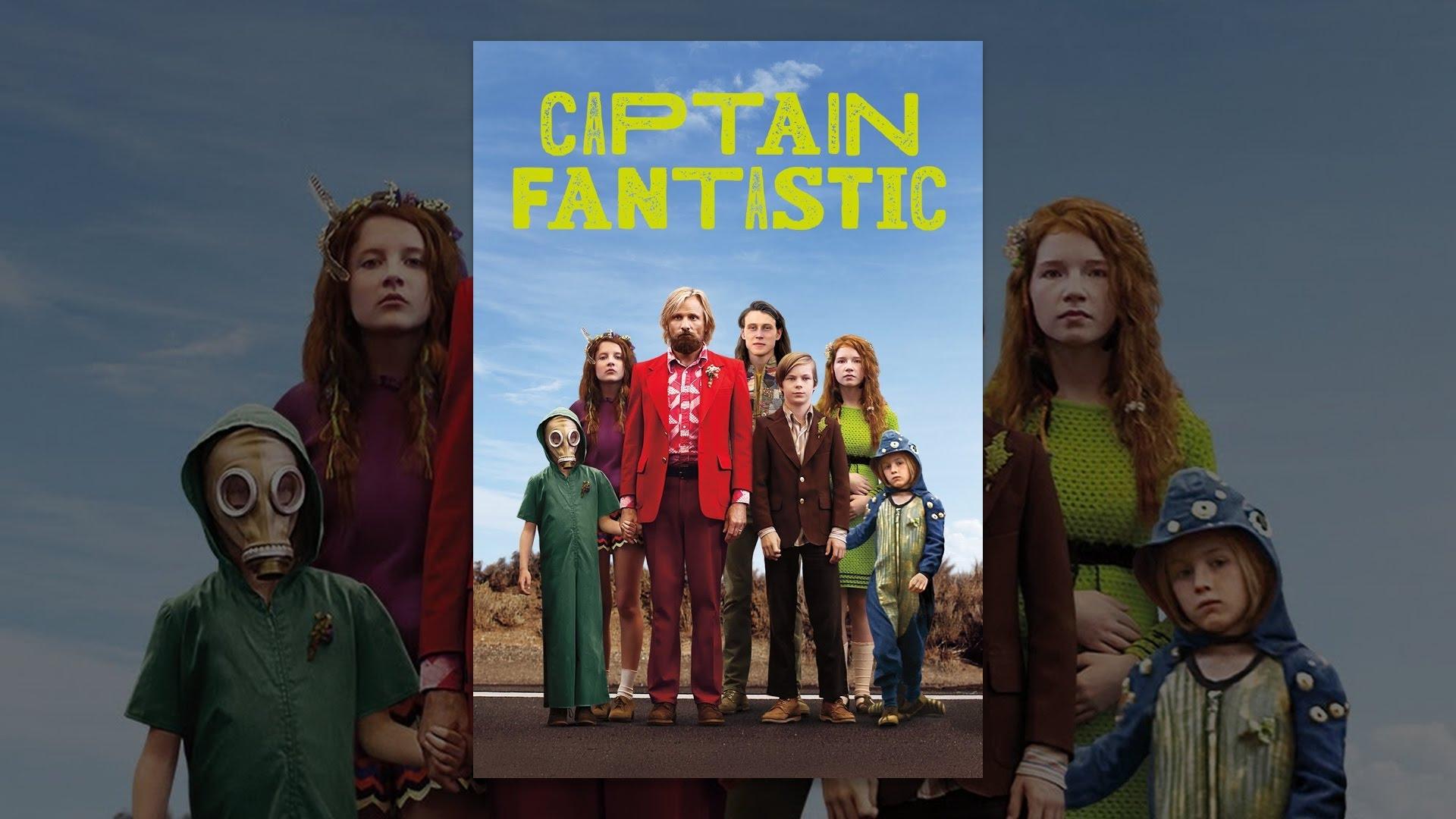 Download Captain Fantastic
