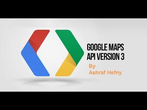 6   Google Maps Overlays  Set Marker