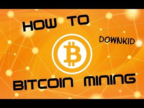 HowTo: Bitcoin Mining Tutorial/German
