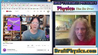 DraftScience vs Dissident Science