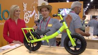 Yuba Bikes at Interbike 2014