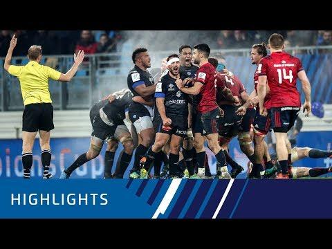 Castres Olympique v Munster Rugby (P2) - Highlights 15.12.18