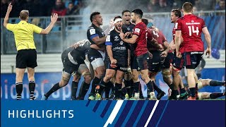 Castres Olympique v Munster Rugby (P2) - Highlights 15.12.18