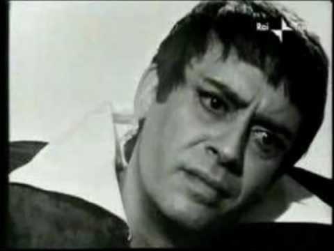 Carmelo Bene recita i poeti russi Majakovskij, Blok, Esenin e Pasternak. 1978.