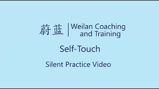 Resiliency - Self-Care.  Six Gestures to Restore one's energy.  A silent PRACTICE video.