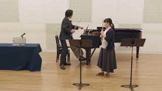 レッスン公開 フルート:飯島和久 教授 上野学園大学 2017年10月8日オープンキャンパス