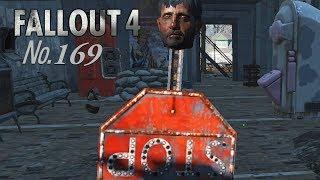 Fallout 4 s 169 Ночной Бостон