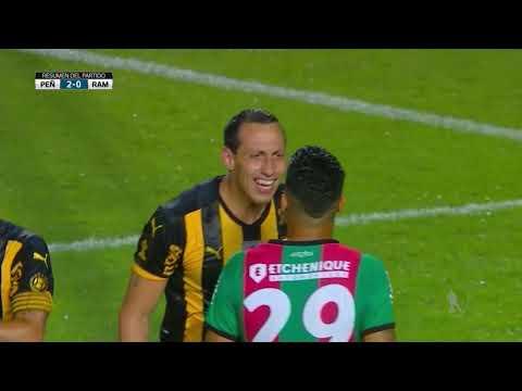 Apertura - Fecha 2 - Peñarol 5:0 Rampla Jrs.
