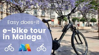 Easy does-it - an e-bike tour in Malaga